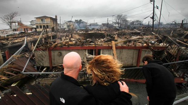 Superstorm Sandy: By the Numbers