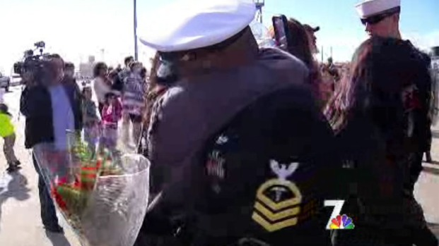 [DGO] USS Benfold Returns to San Diego
