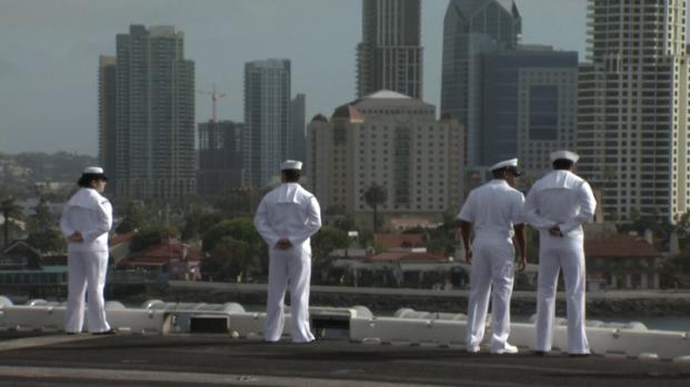 [DGO] USS Peleliu Returns Home