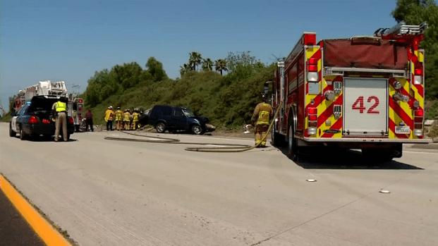 [DGO] Fatal Accident Halts Traffic in Rancho Penasquitos