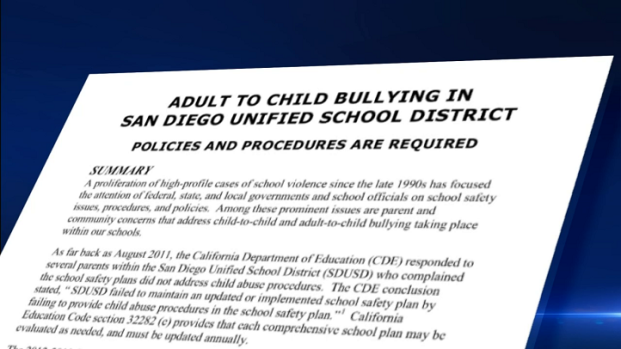 [DGO] District Releases Bullying Report