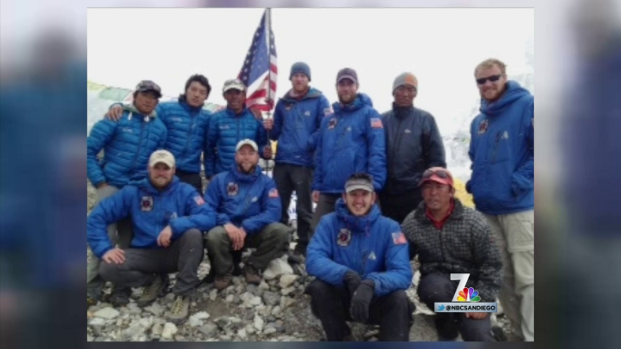 [DGO] Santee Airman Climbing Mt. Everest