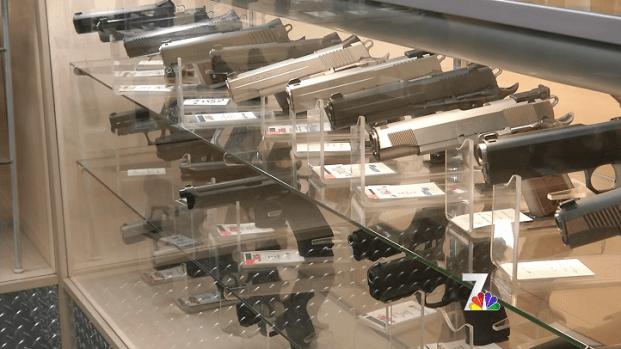 [DGO] Possible Weapon Ban Sets Off Debate, Gun Sales