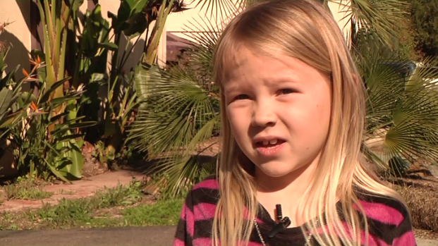 [DGO] Girl, 7, Helps Save Family From Fire