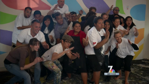 [DGO] Monarch School Students to Paint Mural