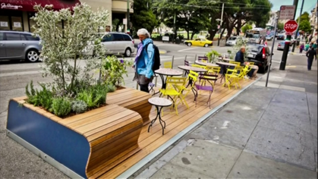 North Park to Open Parklet