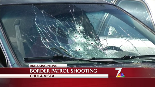 [DGO] Border Patrol Agent Fires Shots in Chula Vista