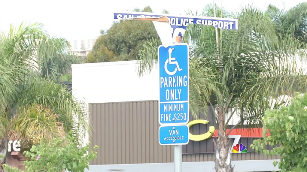 [DGO] Caretaker Allegedly Misuses Disabled Parking Pass