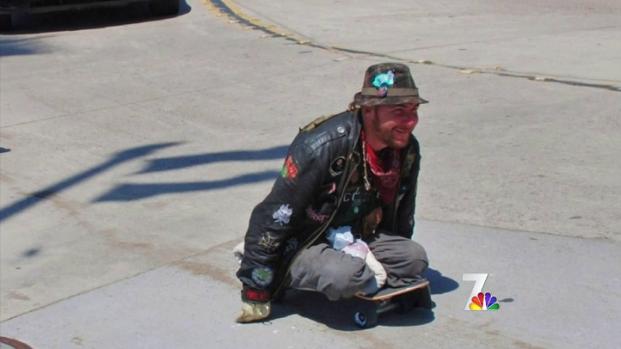 [DGO] Paraplegic War Veteran Critically Injured on Skateboard