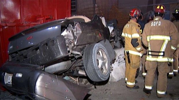 [DGO] Woman Injured in Wrong-Way Crash