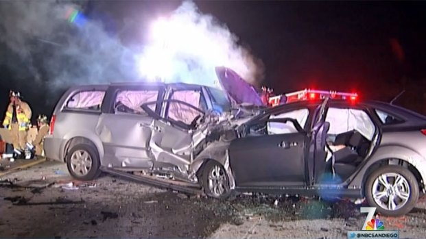 [DGO] Wrong-Way Crash Injures Mom, Kids