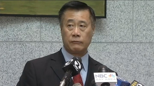 [BAY] Raw Video: Leland Yee Comments on Threat
