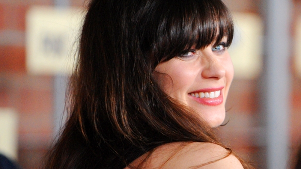 "[NATL] Zooey Deschanel Reacts To Her 2013 Golden Globe Nomination For ""New Girl"""