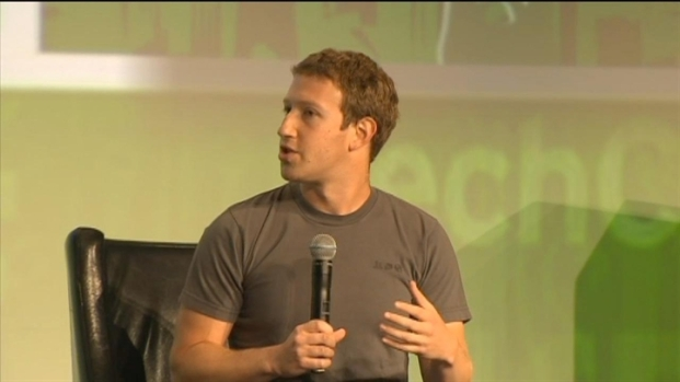 [BAY] Raw Video: Mark Zuckerberg Talks About Rocky IPO