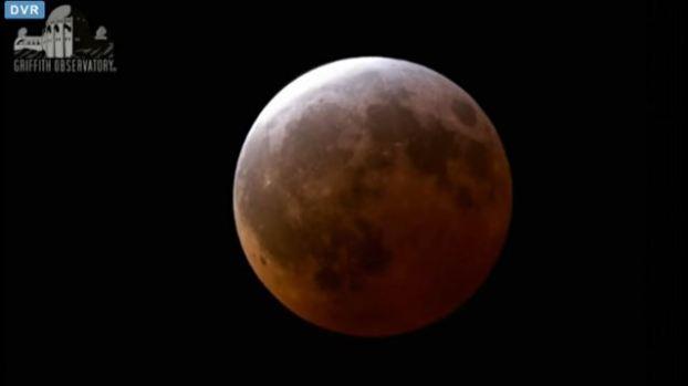 [NATL-LA] PHOTOS: Shortest Lunar Eclipse of the Century