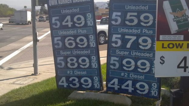 Gas Prices San Diego >> Soaring Gas Prices Could Shatter Record Nbc 7 San Diego