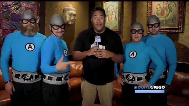 The Aquabats to the Rescue