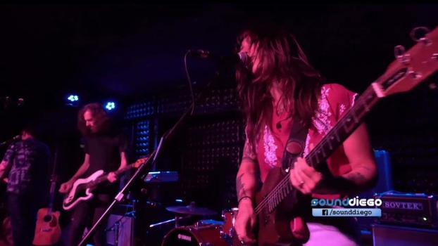 Watch Lemuria Indie Rock the Casbah