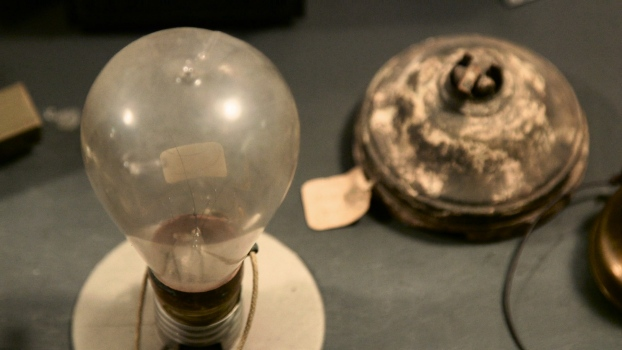 A Home Filled with Edison's Inventions
