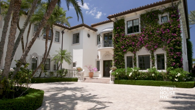 Home Tour: Inside Mike Piazza's Miami Retreat
