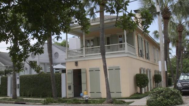 Bryan Batt's Stylish New Orleans' Home