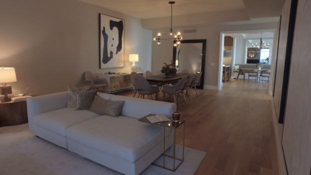 Duplex-Penthouse in TriBeCa
