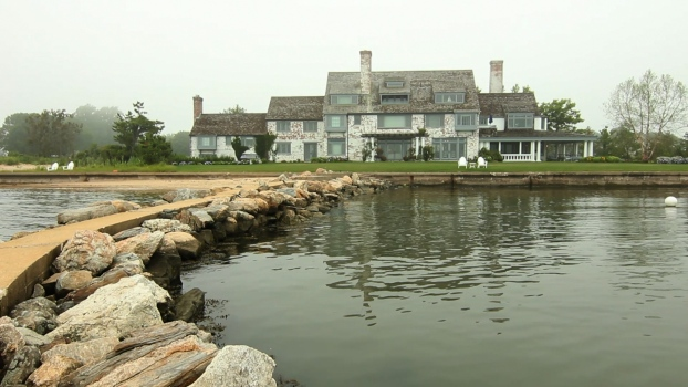 Tour the Katharine Hepburn Estate