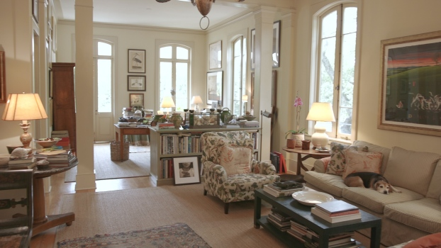 Julia Reed's Stylish Southern Home