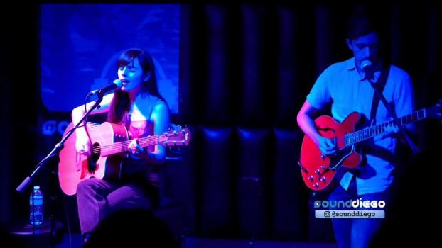 Watch SoundDiego LIVE 'Go for It' at Soda Bar