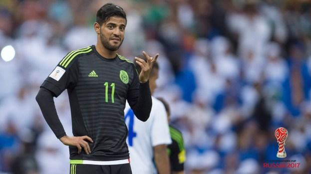 [FIFA2017] Los desaires y controversias de Carlos Vela en el Tri