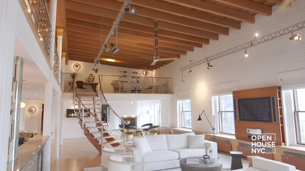 Penthouse Living in Dumbo