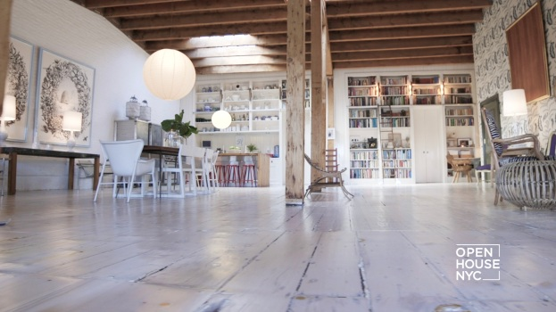 A Historic South Street Seaport Loft