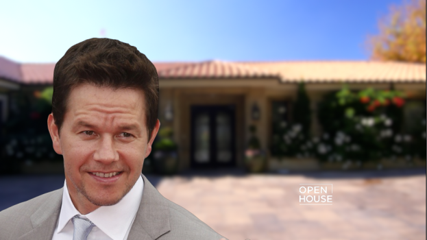 The Former Home of Mark Wahlberg
