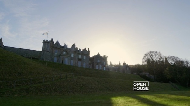 Sir Walter Scott's Home in Scotland