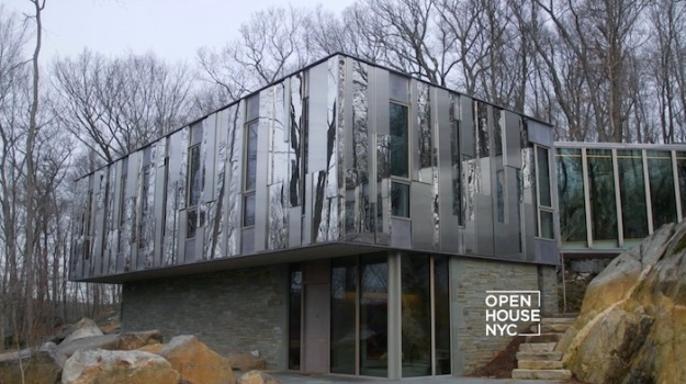 A Forest Home Designed by Architect Stephen Kieran