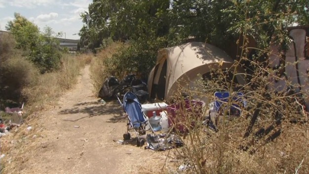 San Diego Explained: Homeless Camp Cleanups