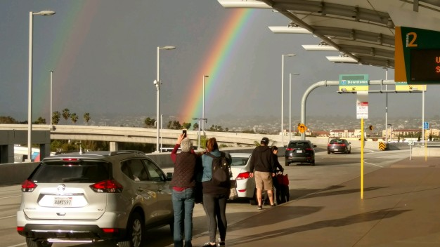 San Diego Airport Captures Rainwater to Prevent Pollution