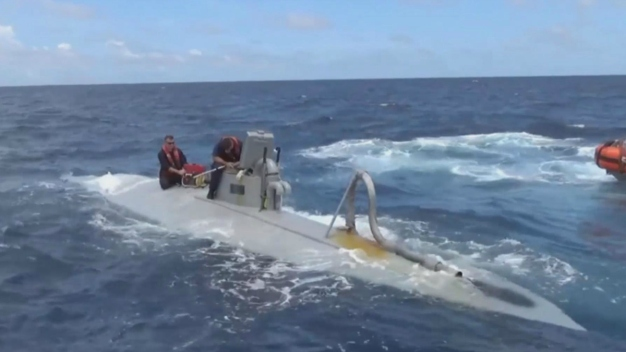Coast Guard Stops Vessel Carrying 40,000 Lbs. of Cocaine