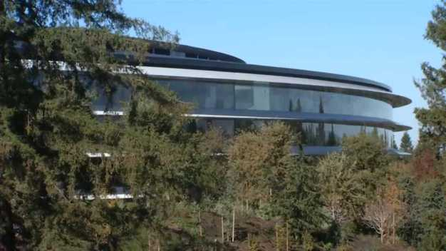 Apple's New $108 Million Visitor Center Now Open