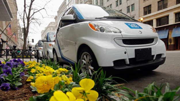 Car2Go Upgrades, Expands