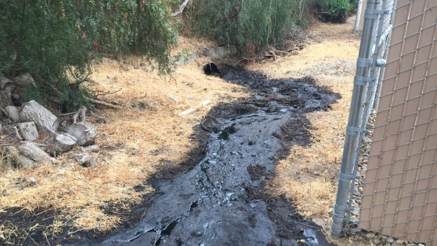 Up to 30,000 Gallons of Oil Spill From Pipeline in Ventura