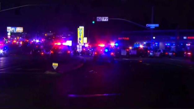 2 Officers Wounded, Suspect Dead After Shooting in Rolando