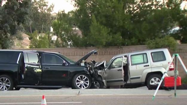 3 Children Injured in Suspected DUI Crash