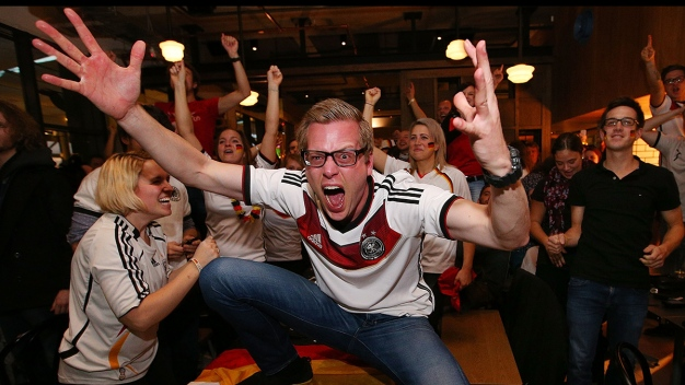Must See: Crazy Fans at the World Cup
