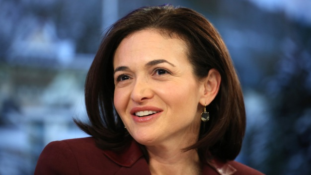 In New Book, Sandberg Details Healing After Husband's Death
