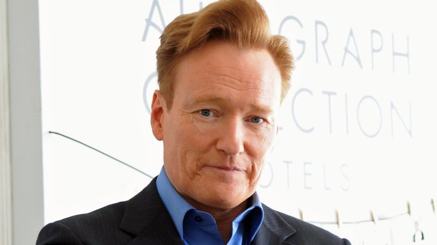 Conan to Broadcast Live from Comic-Con