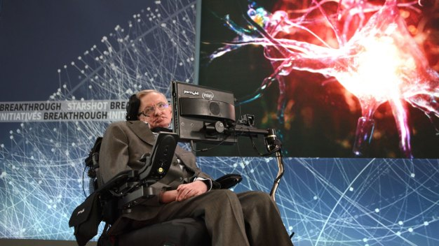 Stephen Hawking's Last Paper Pondered Parallel Universes