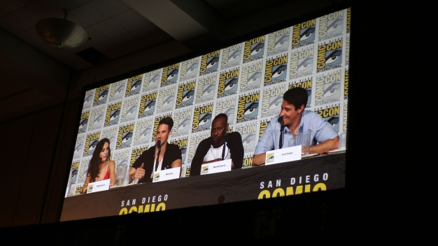 'Timeless' Cast Celebrates Fans, Second Season at Comic-Con