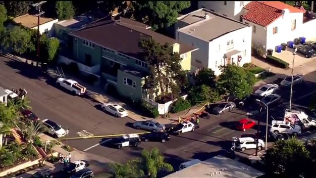 2 Dead in Apparent Murder-Suicide in Bankers Hill