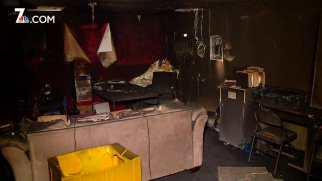 Community Organizers Lose Office to Fire